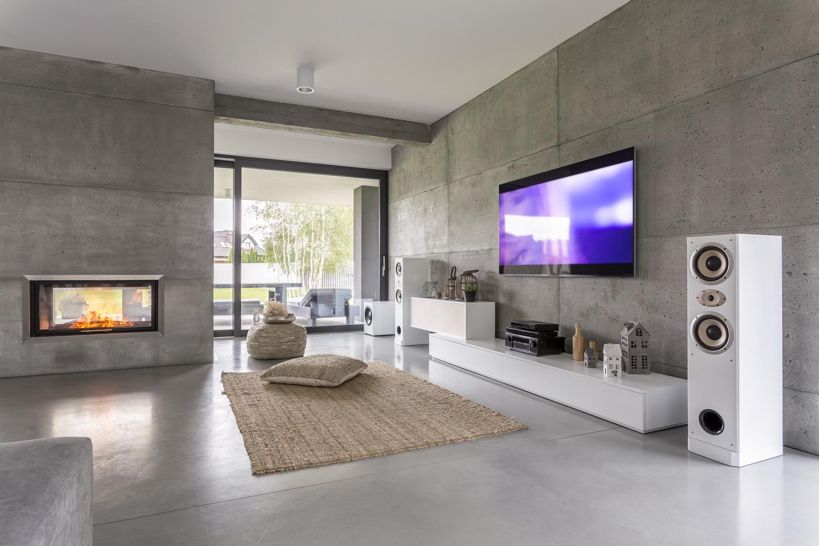 Beton architektoniczny w domu - Beton architektoniczny ...